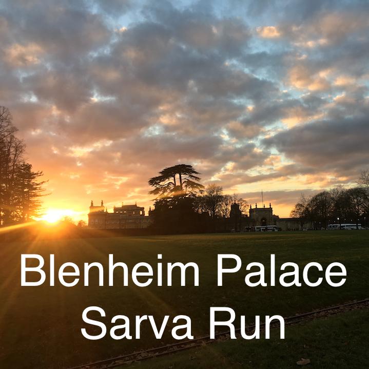 Blenheim Palace Sarva Run