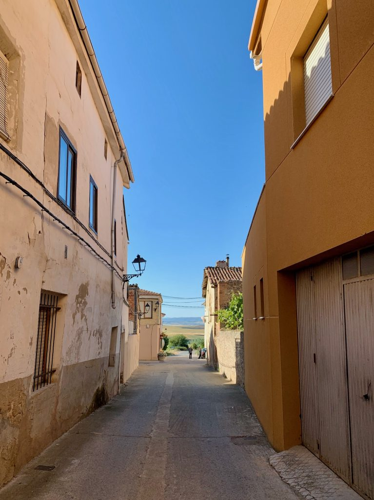 Granon Camino de Santiago