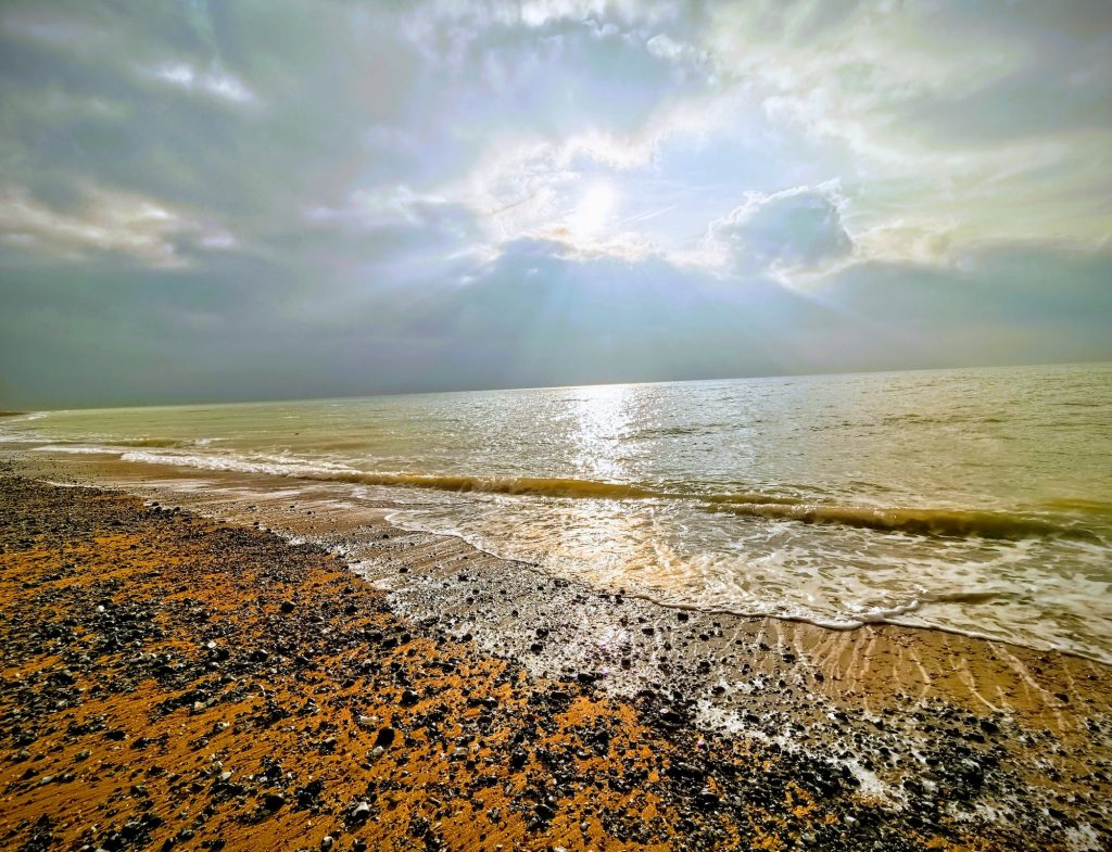 After The Storm - Birling Gap
